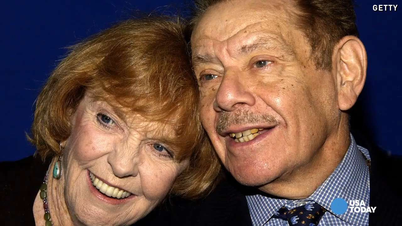 Actress Anne Meara, mom of Ben Stiller, dies at 85
