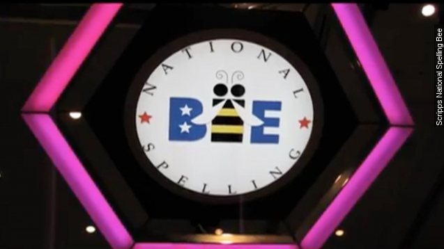 It's here! The Scripps National Spelling Bee begins