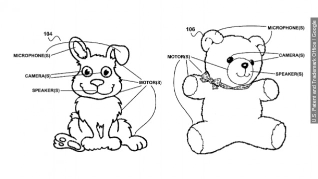 Google's high-Tech Teddy won't Tuck you in at night