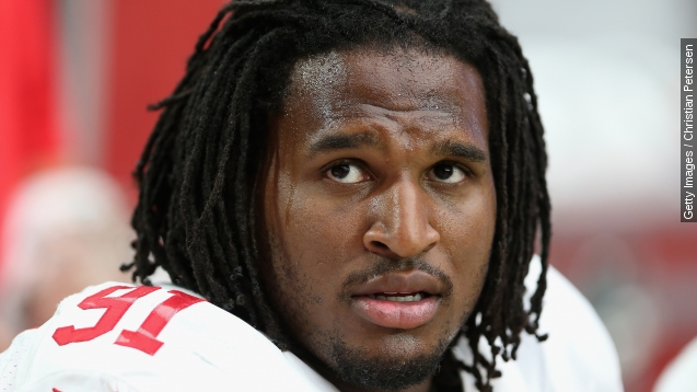 Bears cut Ray McDonald after latest domestic violence arrest