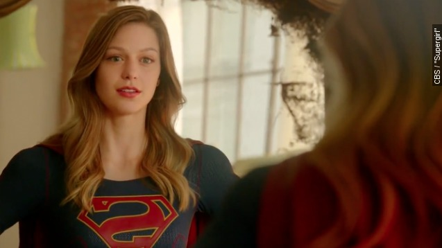 Why The 'Supergirl' leak might be good For CBS