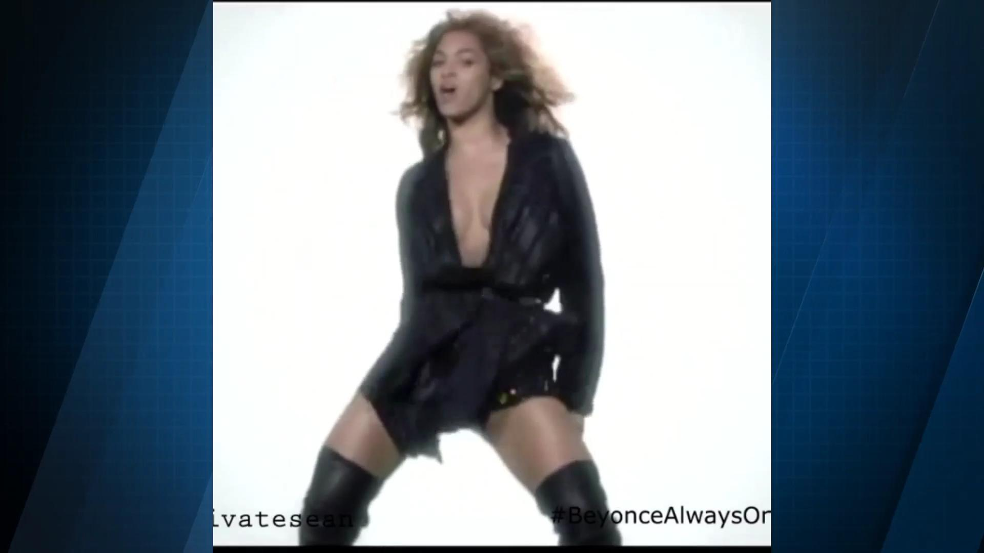 Beyonce is 'Always on Beat' to every song