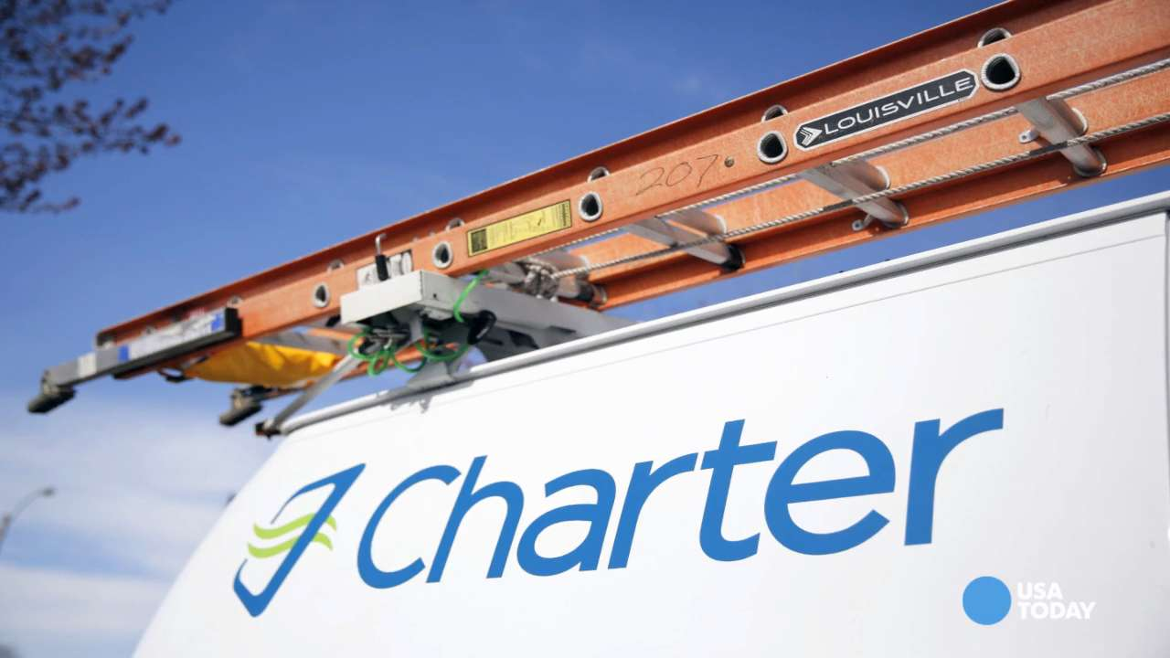 Charter Communications makes deal for Time Warner Cable