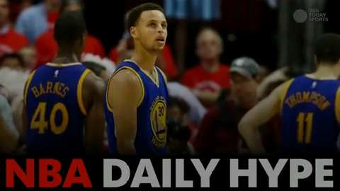 NBA Daily Hype: Warriors get a major scare