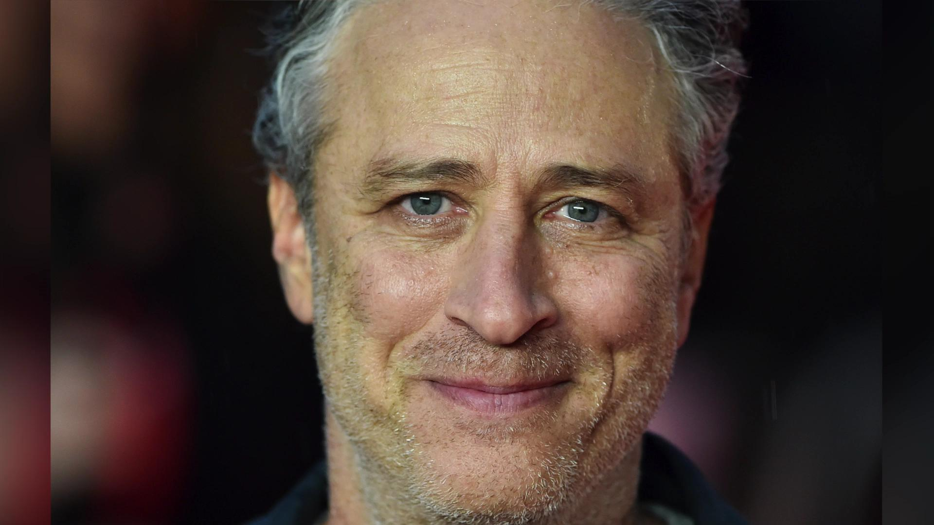 Jon Stewart is helping veterans break into the TV industry