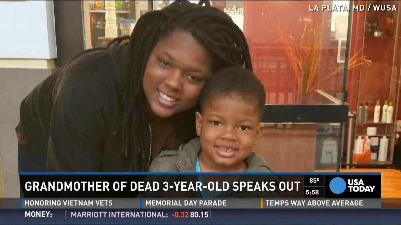 Grandma of 3-year-old boy found dead in swing speaks