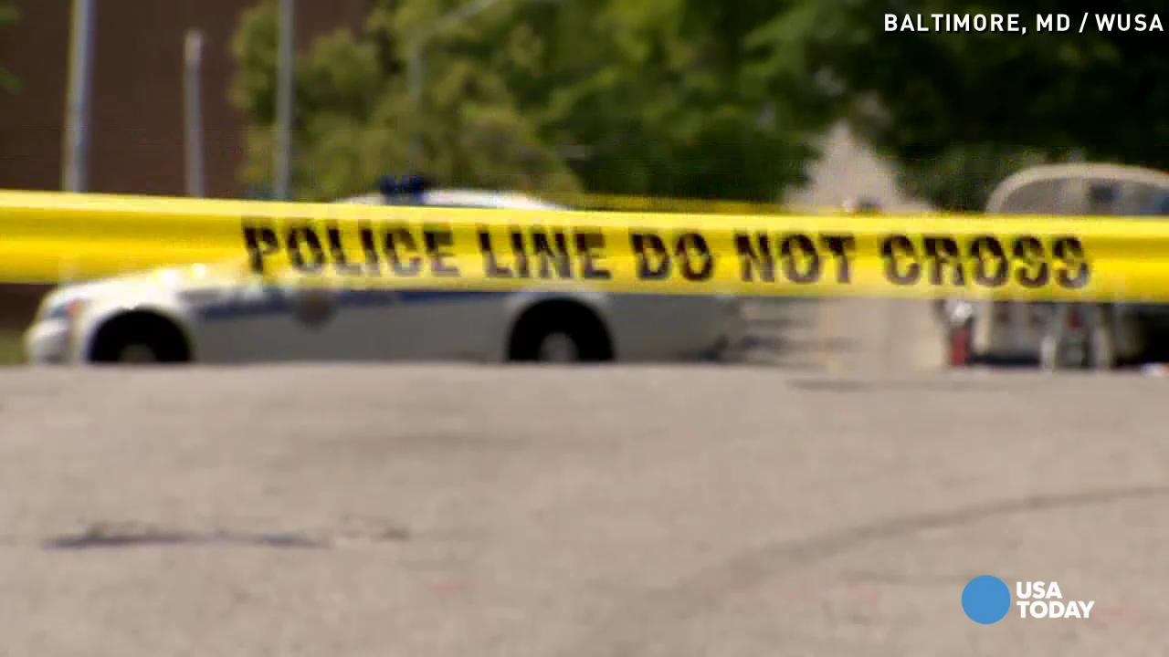 35 people killed in Baltimore's deadliest May since '99