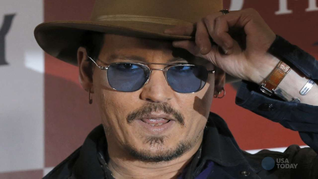 Johnny Depp could face up to 10 years in prison