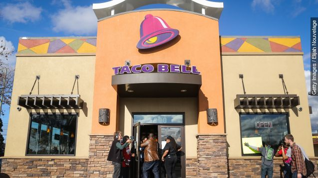 Taco Bell jumps on 'natural' ingredients bandwagon