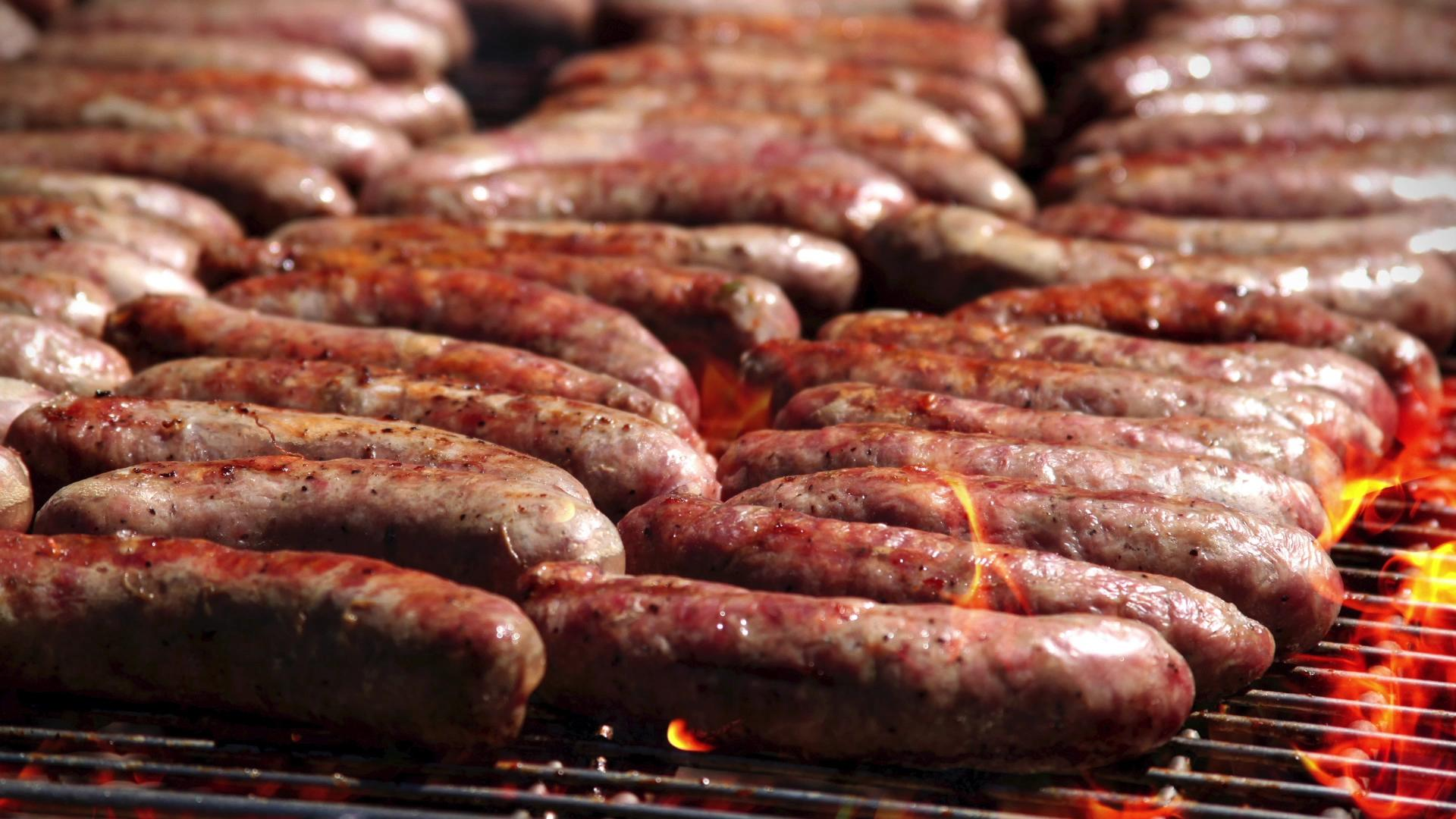 Man named Bacon arrested for fight over sausage