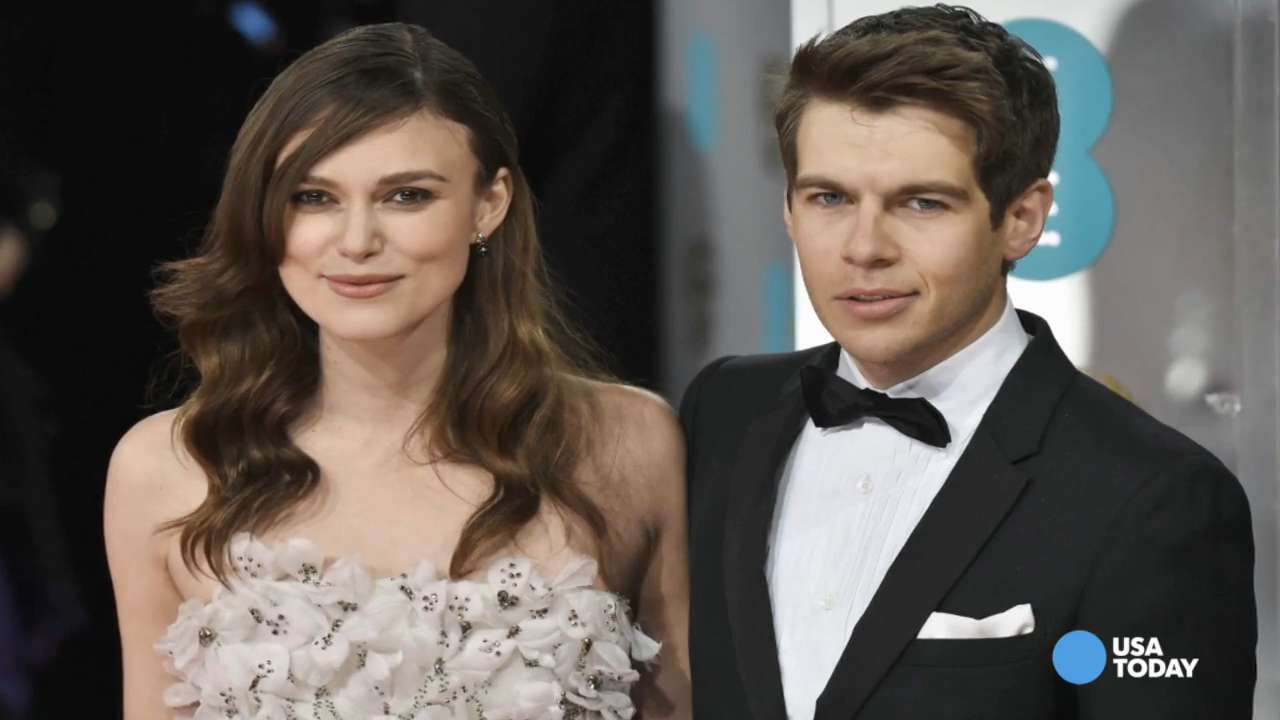 Keira Knightley and husband welcome first born