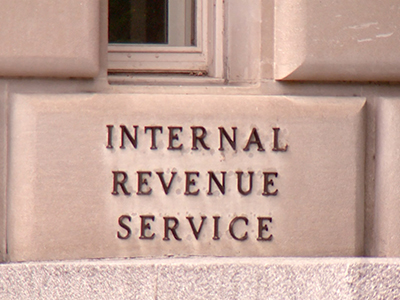 IRS says thieves stole tax info from 100,000