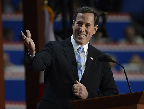 Rick Santorum�s 2016 presidential run: Why it matters