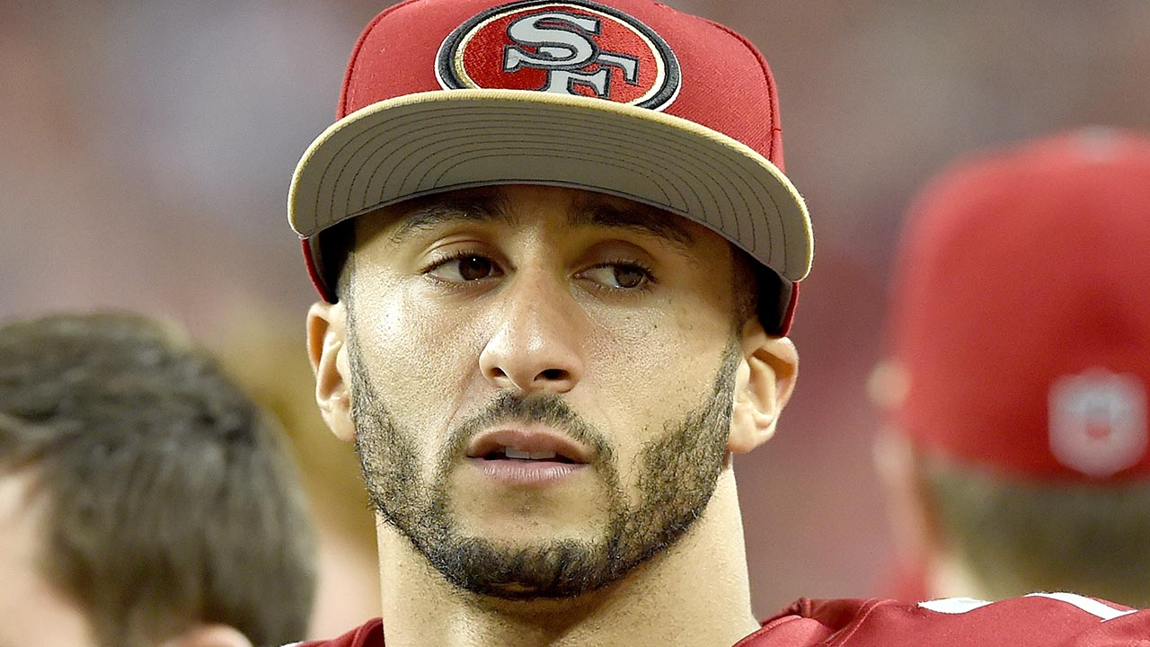 Kaepernick sorry for 'insensitive' post about Houston storms
