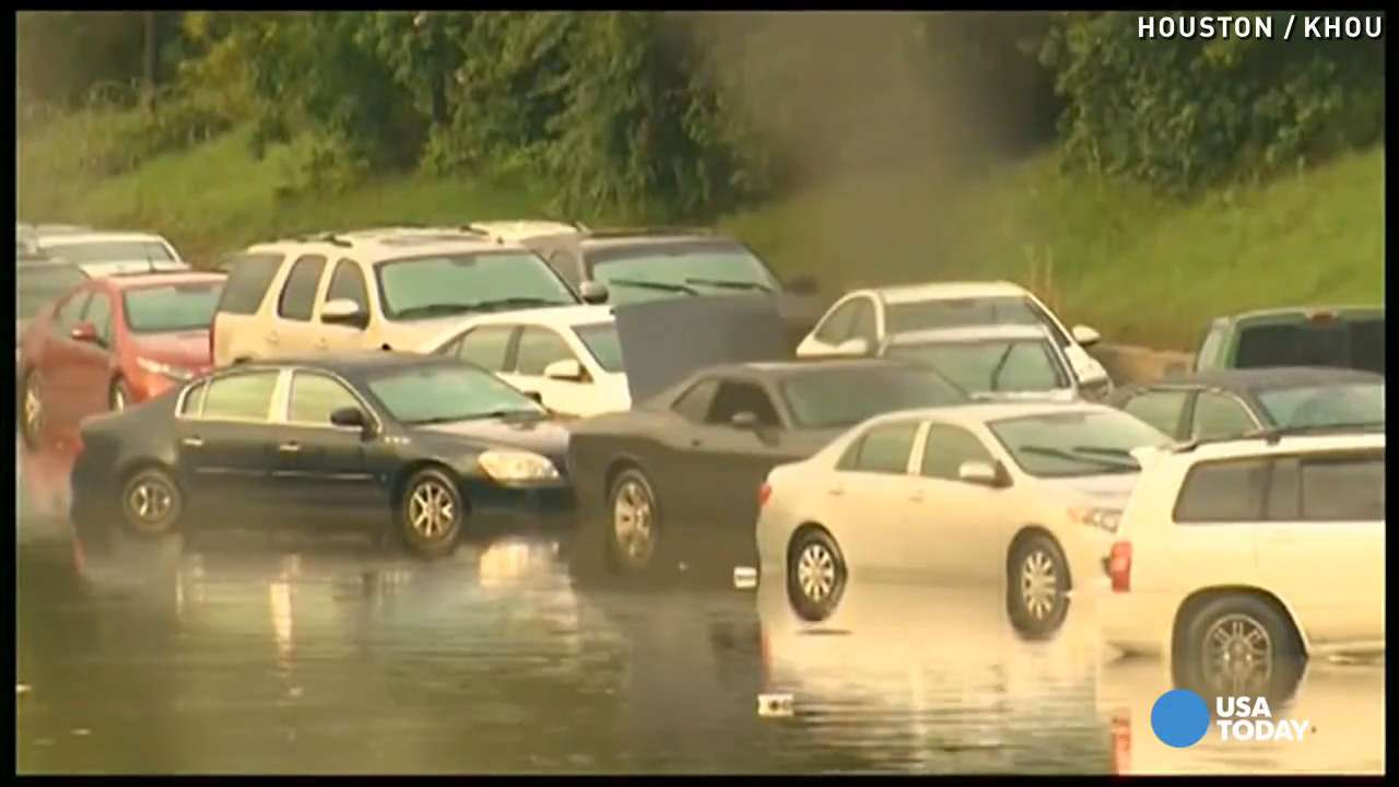'Historic' flood causes major damage in Houston