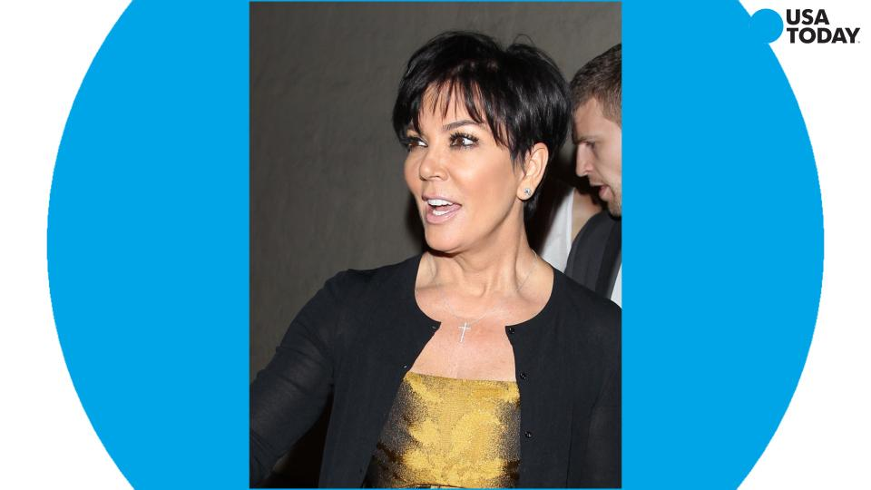 Kris Jenner trying to trademark 'momager'
