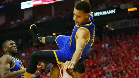 NBA Daily Hype: Warriors try to set up Finals showdown