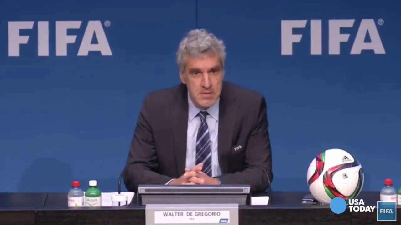 FIFA hit with arrests in alleged soccer corruption