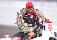 Juan Pablo Montoya: 'Very special' winning the 2015 Indy 500