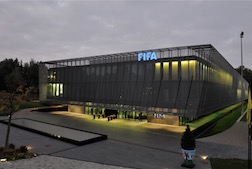 how to get a job at fifa