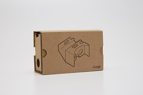 Google Cardboard set to Jump to new level