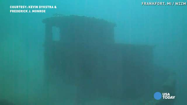 Treasure hunters find undiscovered shipwreck in Lake Michigan