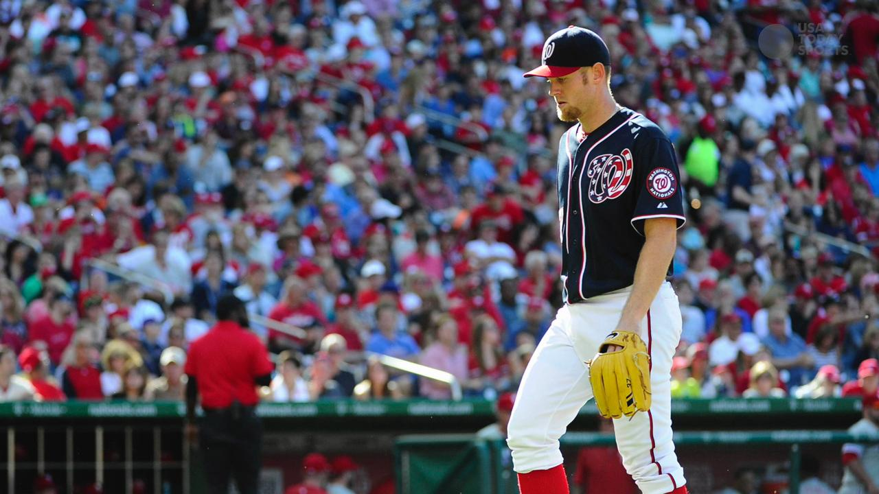 FantasyScore Focus: Can Strasburg rediscover himself?