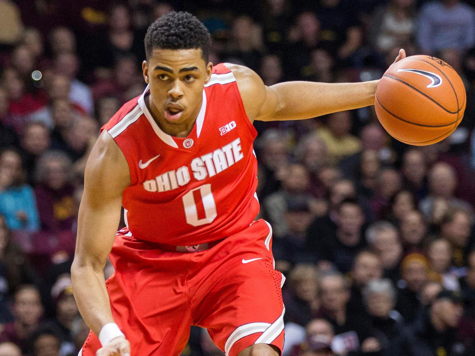 Why D'Angelo Russell is the best player in the NBA Draft