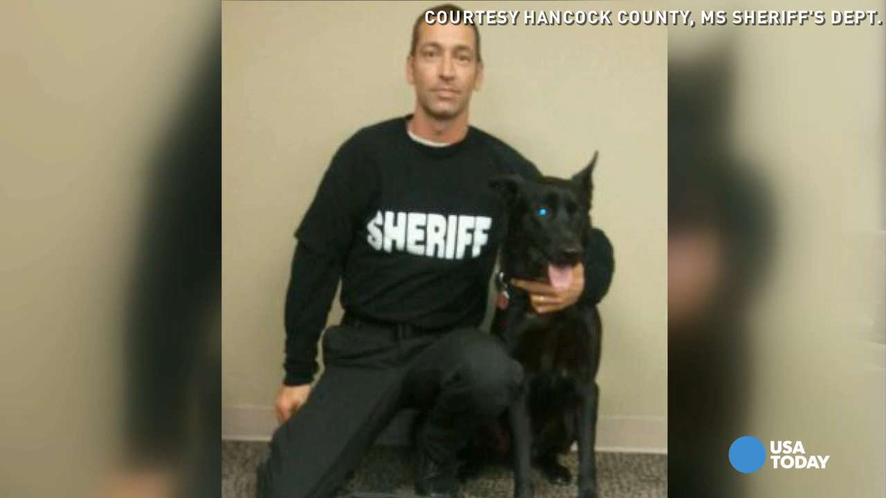 Hero K9 saves deputy from ambush attack