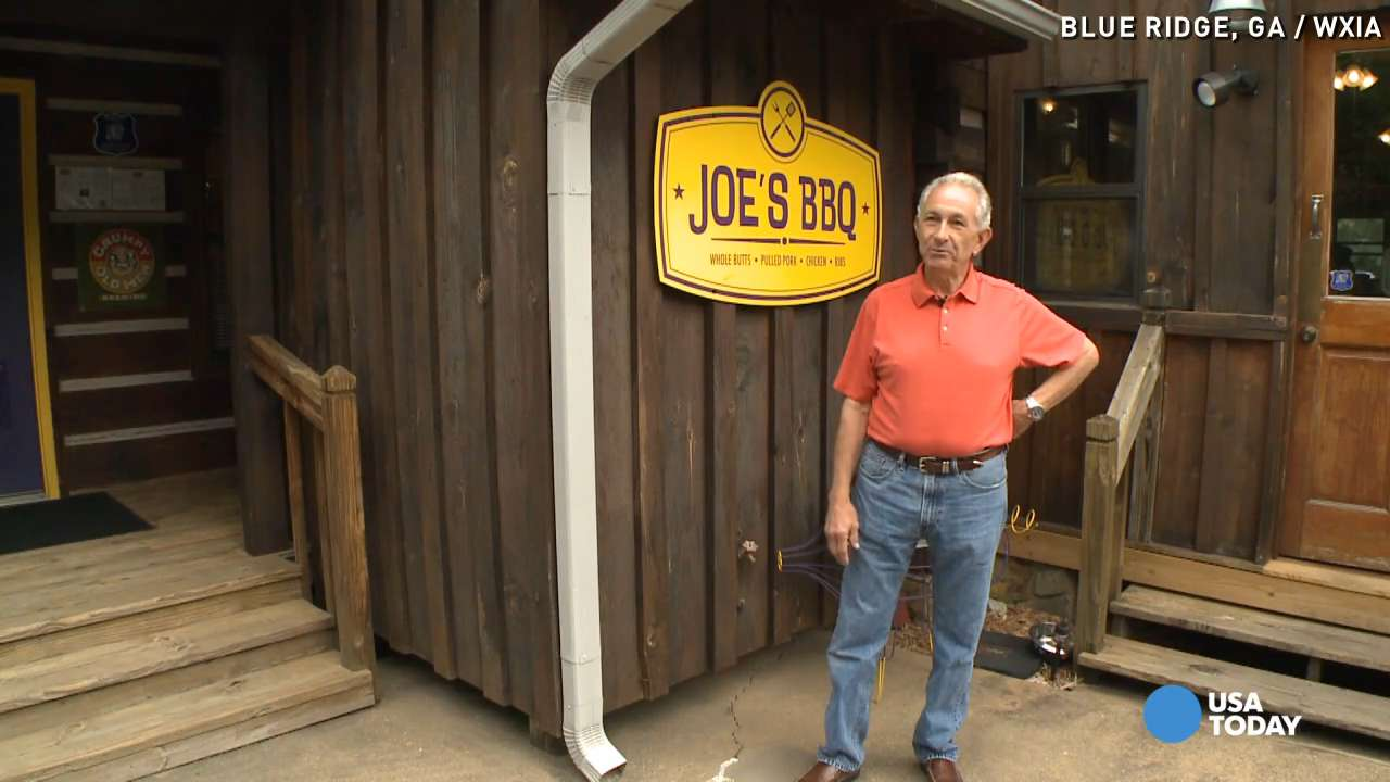 Tiny-town's BBQ joint rated best in U.S.