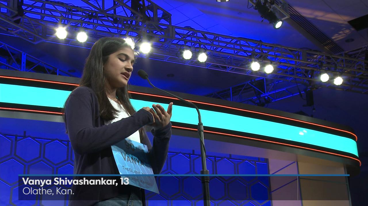 Winning words for the 2015 Scripps National Spelling Bee champions