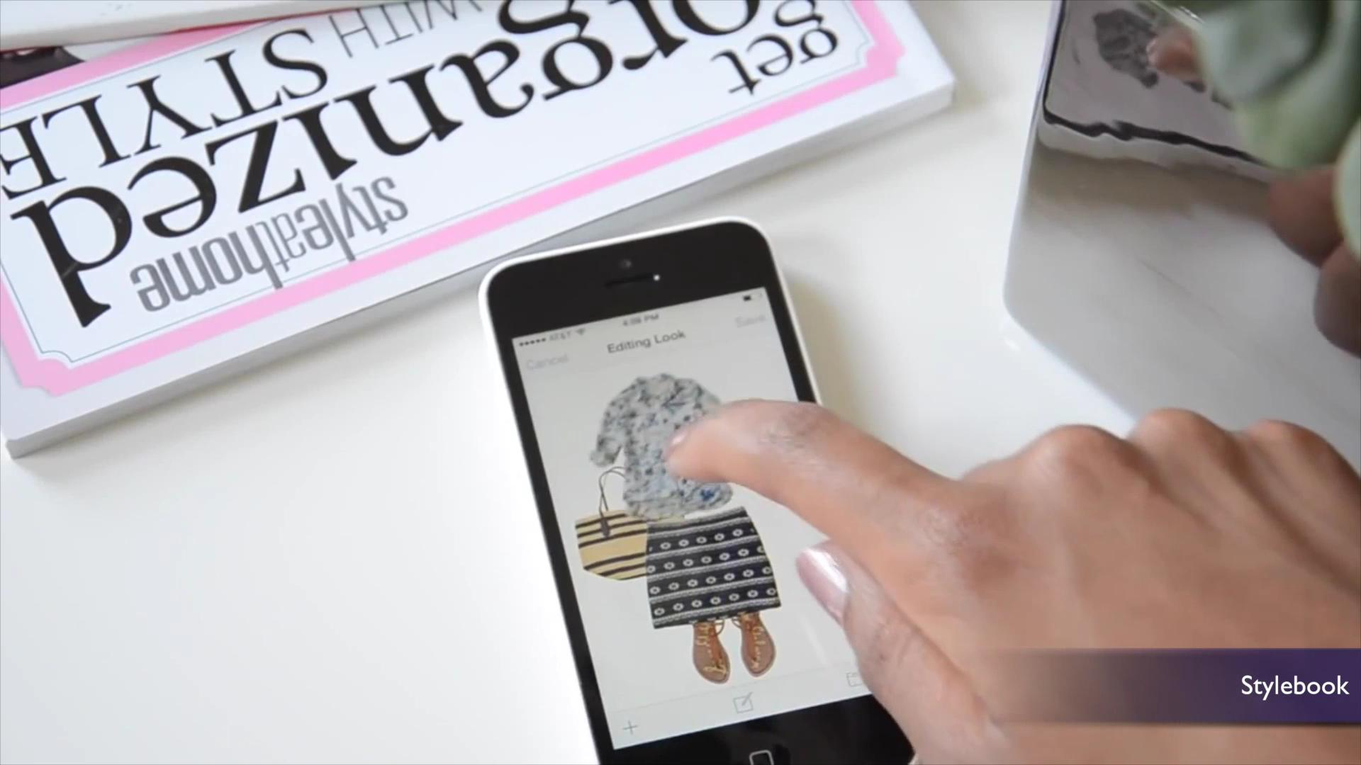 Apps to help the fashion challenged