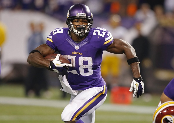 NFL Daily Blitz: Adrian Peterson's Twitter rant