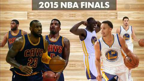 NBA Daily Hype: Cavs, Warriors look to end title drought