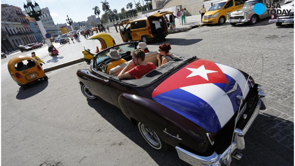 Cuba formally removed from U.S. terror list