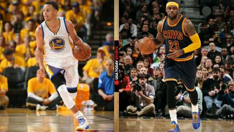 Cavs and Warriors matchup should be 'a lot of fun'