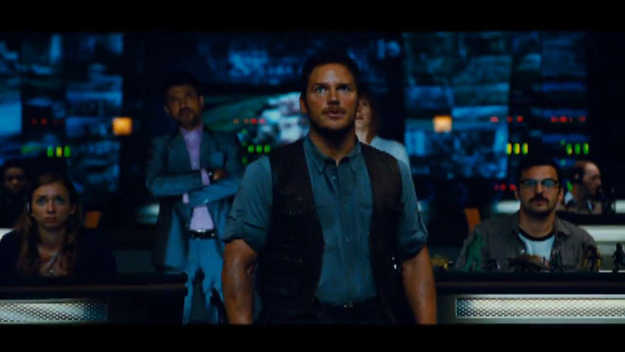Trailer: 'Jurassic World'