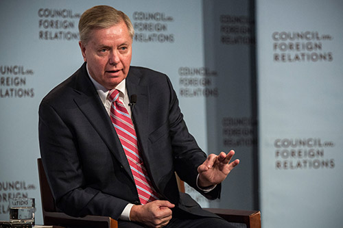 Lindsey Graham�s 2016 presidential run: Why It Matters