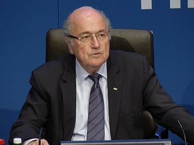 Blatter: FIFA corruption probe won't lead to me