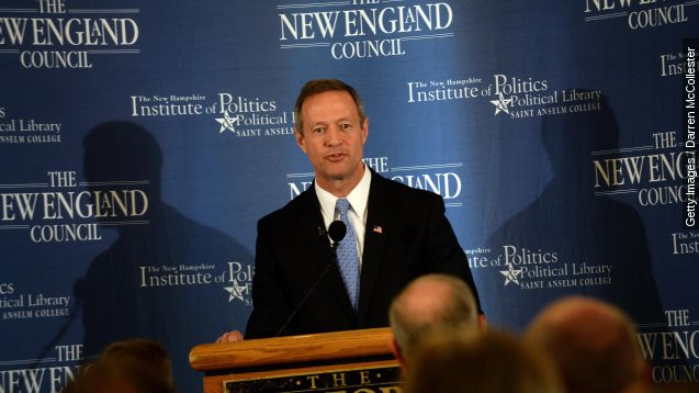 Can Martin O'Malley rally liberals against Hillary Clinton?