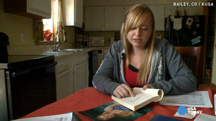 Special ed student fights school's plan to graduate her