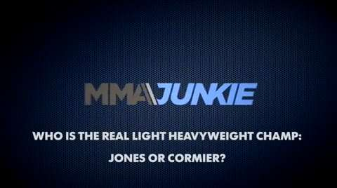 Who's the real light heavyweight champ: Jones or Cormier?
