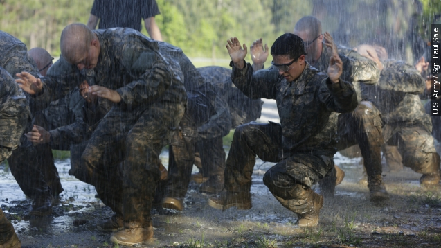 Ranger school fail doesn't end women-in debate at all