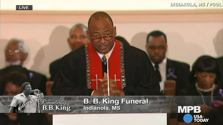 B.B. King remembered, honored by family and friends