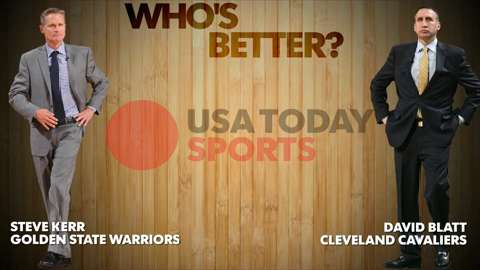Who's better: Steve Kerr or David Blatt?