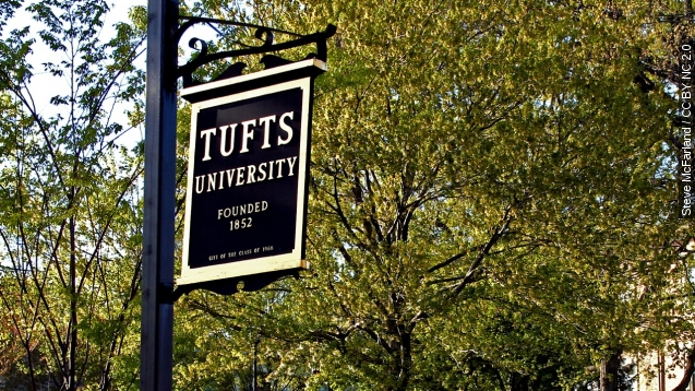 2 apparently stabbed at Tufts University fraternity House