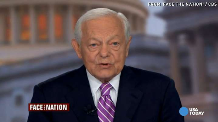 Bob Schieffer faces the nation one last time
