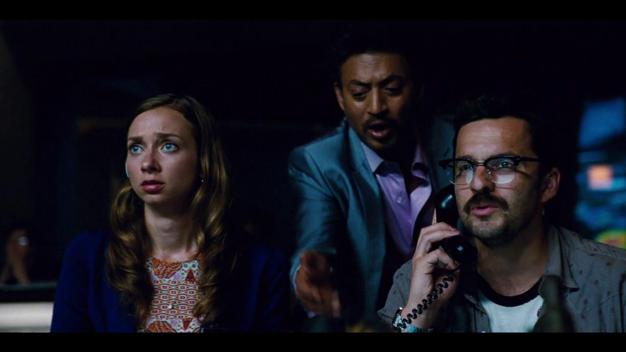 Clip: Indominus Rex on the loose in 'Jurassic World'