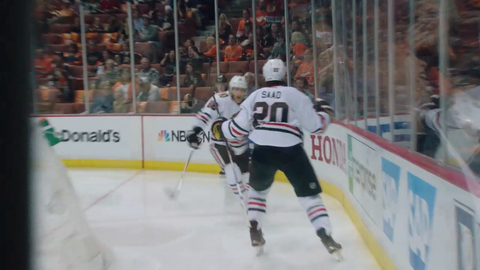 NHL LiveWire: Blackhawks beat Ducks to advance to SCF