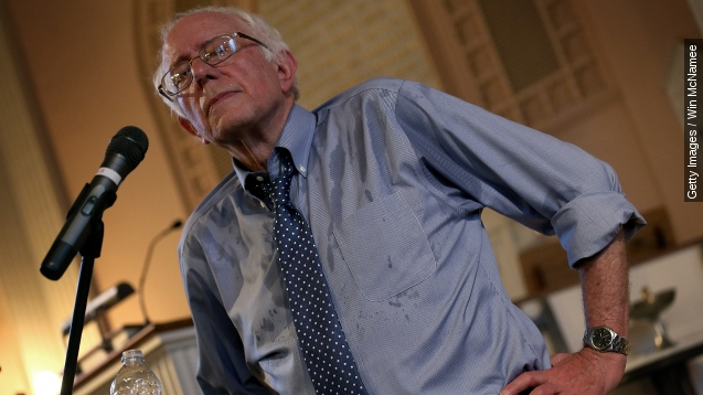 Bernie Sanders 'Rape Essay' will probably go away